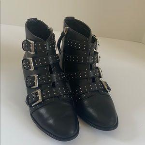 Rebecca Minkoff Black stud boots